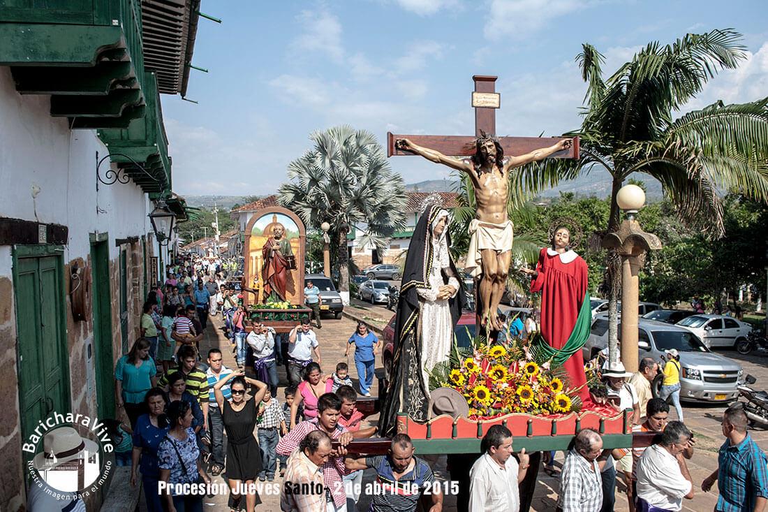 Recuerdos Semana Santa 2015 en Barichara