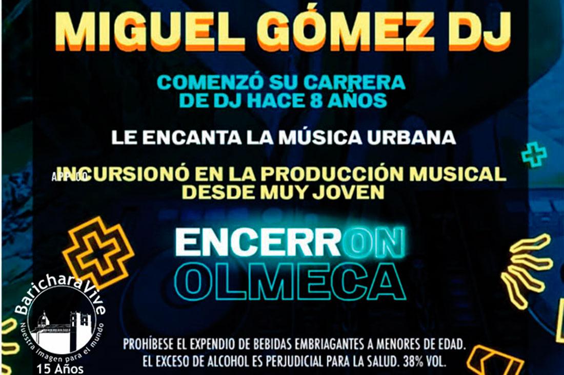 Disyei Miguel Gómez de Barichara se proyecta a nivel nacional