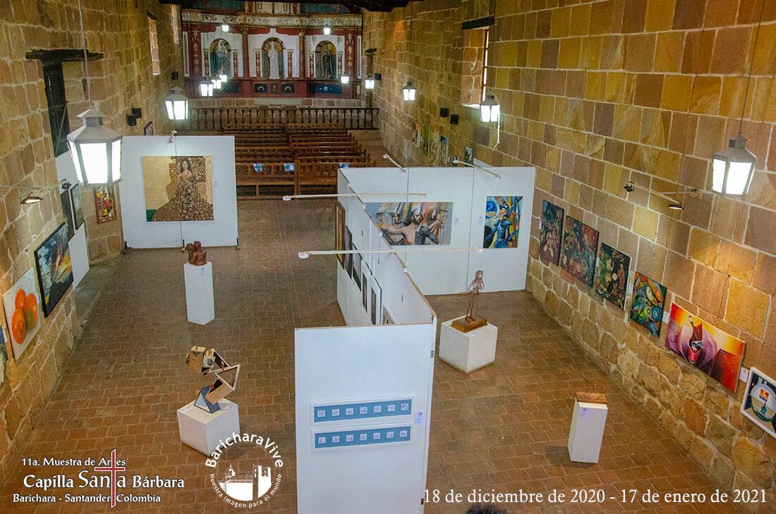 Así se desarrolló la 11ª. Muestra de Artes de Barichara
